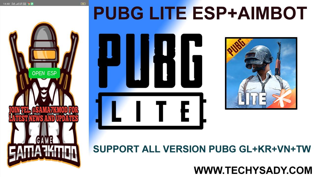 PUBG LITE ESP UPDATE 100% WORKING
